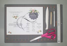 One Page Wedding Program Designs Free Wedding Program Templates Free Wedding Program