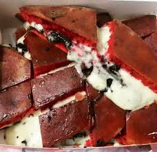 membuat martabak di rice cooker martabak red velvet oreo cream cheese di martabak holland kelapa