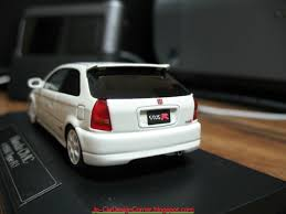 lexus lfa javier quiros car news ok honda civic type r 1998 ek9 scale model