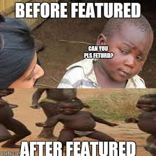 Third World Kid Meme - last bing queries pictures for skeptical third world success kid