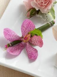 Orchid Boutonniere Mokara Orchid Boutonniere