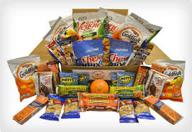 snack basket 20 healthy gift baskets to nourish fuel them dodo burd