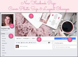designing facebook cover photos for desktop u0026 mobile new 2016 size