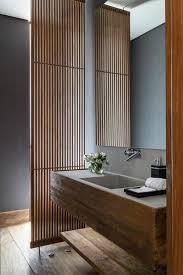 Salle De Bain Et Marron Meuble En Couleur Quelle Couleur Salle De Bain Choisir 52 Astuces En Photos