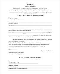 ownership transfer letter template 5 free word pdf format
