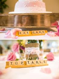 a quirky pastel u0026 scrabble wedding weddbook