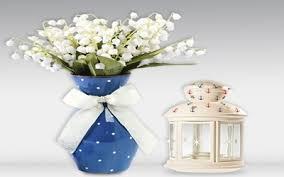blue and white wedding table settings mytechref com