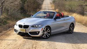 first bmw 2015 bmw 2 series cab first drive review