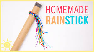 diy rainstick fun kid u0027s craft youtube