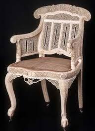 ivory chair nyi seck 18 den myanmar royal ivory chair