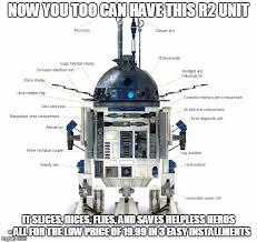 R2d2 Memes - r2d2 meme imgflip