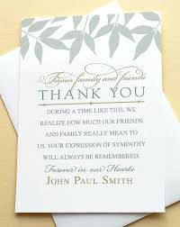online thank you cards sympathy thank you notes sympathy thank you cards bulk simple