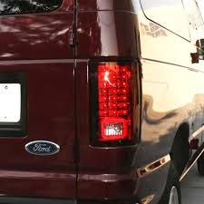 2002 ford excursion tail lights ipcw ford excursion 2000 2002 chrome red led tail lights