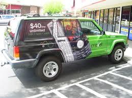 jeep vinyl wrap yellow dog signs u0026 graphcs vehicle wraps truck wraps car wraps