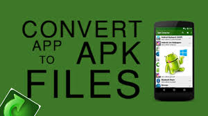how to convert exe into apk how to convert app into apk file