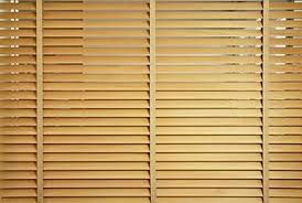 What To Ask When Buying by What To Ask When Buying Faux Wood Blinds Home Guides Sf Gate