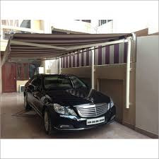 Vehicle Awning Car Parking Retractable Awning Manufacturer Supplier Importer In