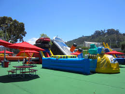 world lets jump slide and climb inflatables