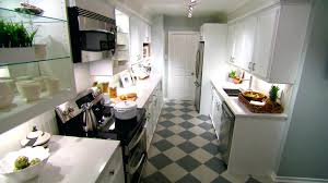 gallery kitchen ideas kitchen design ideas small galley kitchens big video for licious