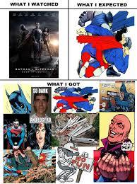 Batman Superman Meme - batman v superman in a nutshell batman v superman dawn of justice