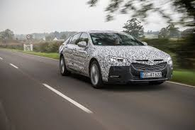 opel holden all new opel vauxhall insignia officially previewed