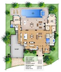 plan 86006bw fully open floor plan sitting area open floor and
