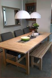 kitchen narrow dining tables with leaves fresh the solid birch