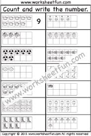 numbers u2013 ten frames free printable worksheets u2013 worksheetfun