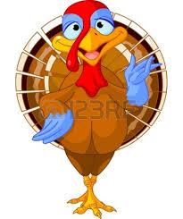 turkey exercising clipart 24