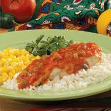 Main Dish Chicken Recipes - chicken picante recipe taste of home