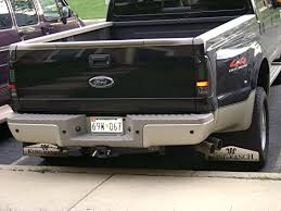 Ford Truck Mud Guards - pics of my duraflap muflaps diesel forum thedieselstop com