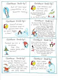 6 best images of fun printable christmas games printable
