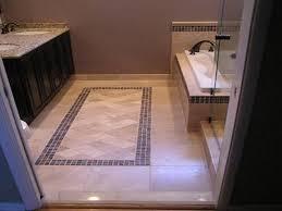 Beige Bathroom Tile Ideas Bathroom Tile Ideas Traditional Teak Wood Framed Wall Mirror Beige