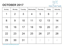 21 best october 2017 calendar images on pinterest calendar