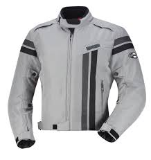 motorcycle jackets ixs dutton textile jacket light grey dark grey black