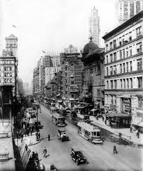 the golem and the jinni passed through broadway as part of their