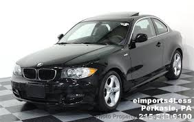 2010 bmw used 2010 used bmw 1 series 128i black on black coupe at eimports4less