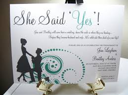 Betrothal Invitation Cards Engagement Party Invitation