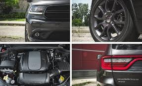 compare dodge durango 2016 dodge durango r t awd test review car and driver