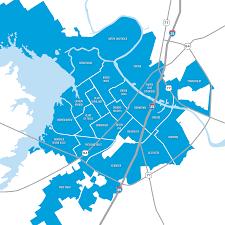 Waco Map Ag Waco Love Where You Live Neighborhood Overview
