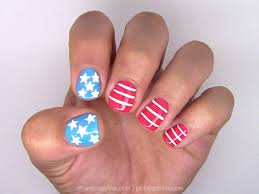 4th of july nails stars and stripes forever more com