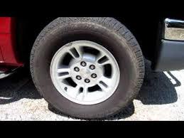 dodge durango tire size 2000 dodge dakota tires