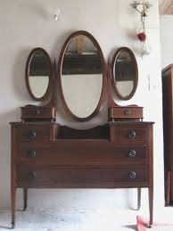 Oak Vanity Table Oak Vanity Table With Mirror And Bench Mirror Ideas
