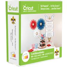 be prepared for boy scouts cricut cartridge