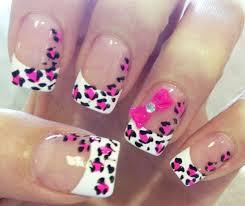 cheetah nail art designs u2013 slybury com