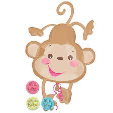 monkey baby shower clip art 72