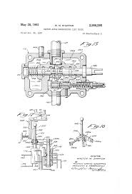 patent us2986295 narrow aisle warehousing lift truck google