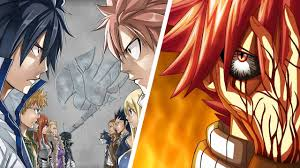 fairy tail fairy tail guild finds out natsu is e n d youtube