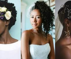 coiffure mariage africaine cheveux afro 18 inspirations de coiffures de mariée