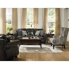 accent chairs for brown leather sofa leather sofa with accent chairs stagger ulsga home interior 4